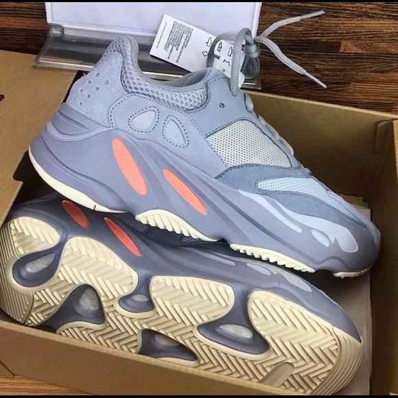 Brand New Yeezy Boost Inertia Sneakers